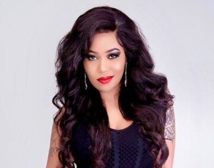 Spotted: Bootyful socialite Vera Sidika now out partying with top politician´s son