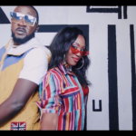 Big Pin and Mayonde in 'Juu' song video