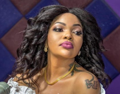 Mama Kanumba speaks after Wema Sepetu confesses she aborted twice for Kanumba !