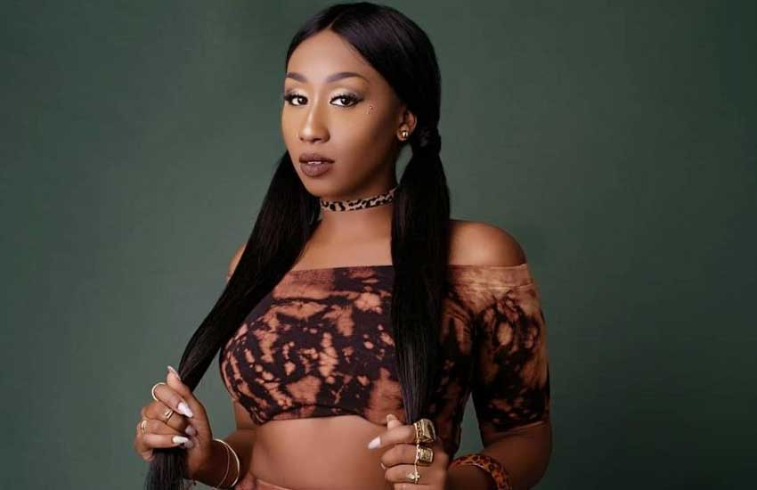This is why Victoria Kimani is not saying ¨I Do¨ anytime soon