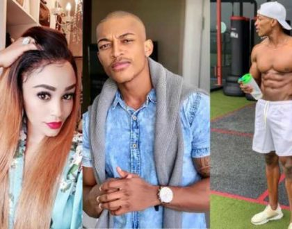 8 photos of the well-chiseled gym trainer that Zari allegedly cheated with and ladies are saying they would have done it too