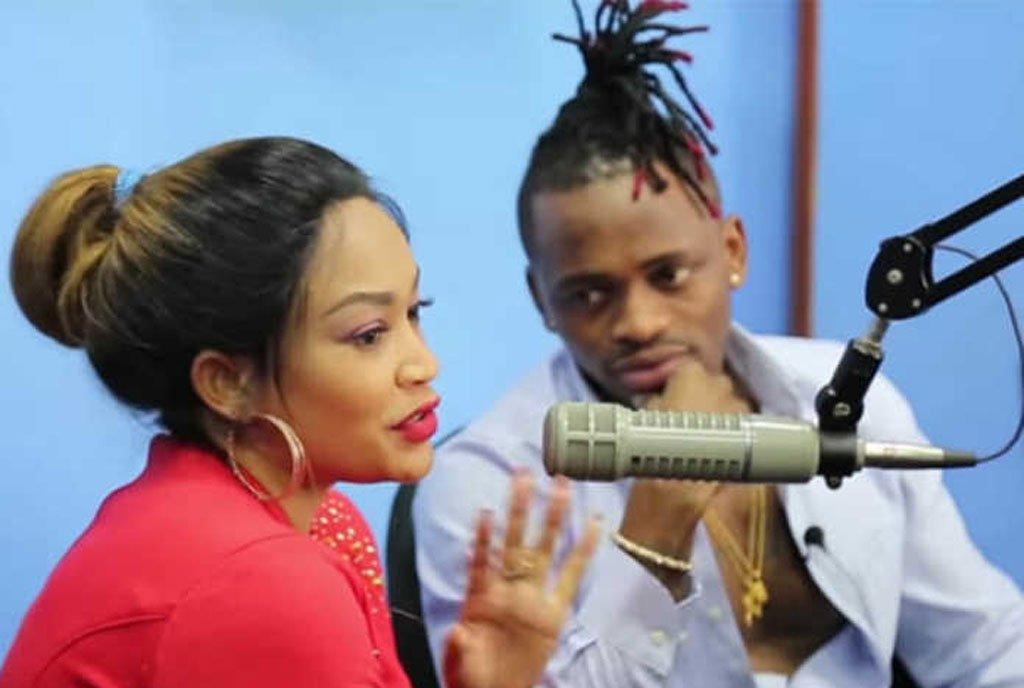 Tanasha Donna forewarned? Zari Hassan now smears mud on Diamond Platinumz name