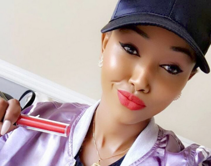 Huddah Monroe set to see her brand in Kenya collapse after savagely calling Kenyans ´Sharks that smell blood´