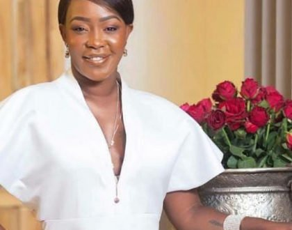 TV sweetheart, Terryanne Chebet excites fans after acing her TV comeback