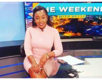 Betty Kyallo resigns from K24 TV (Video)