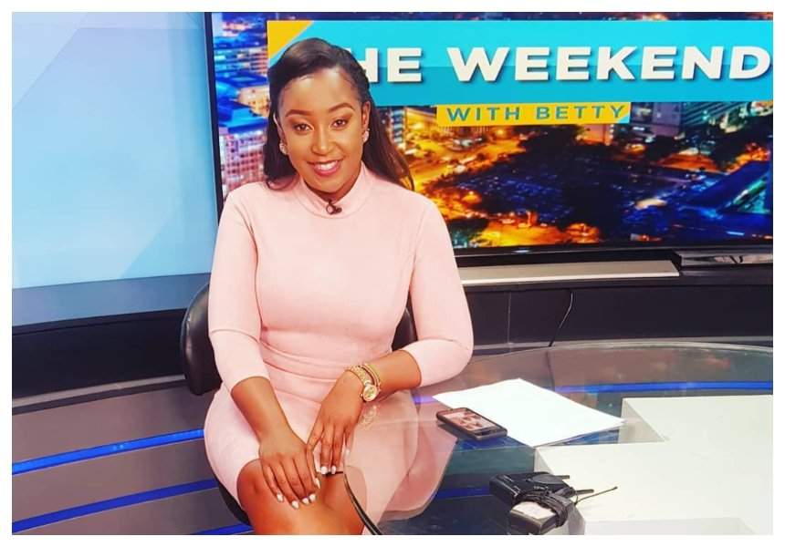 ¨Heri nizime tv niskize rumors¨ Kenyans react to Betty Kyallo´s show hosting Ringtone Apoko