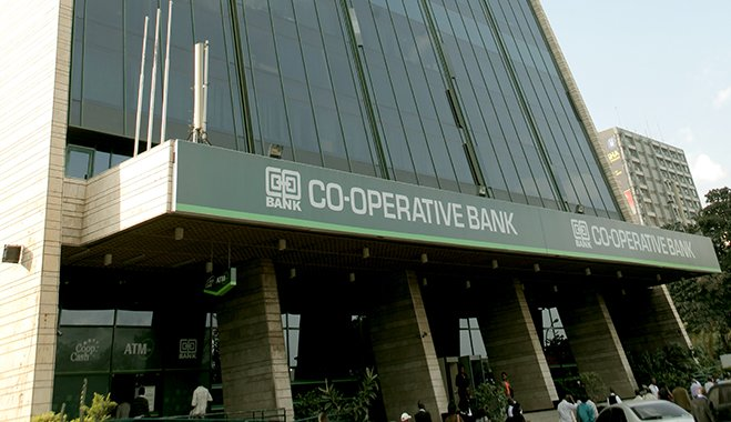 Co-op Bank Headquarters