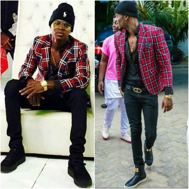 Willy Paul is successful because of copy-pasting Diamond Platnumz