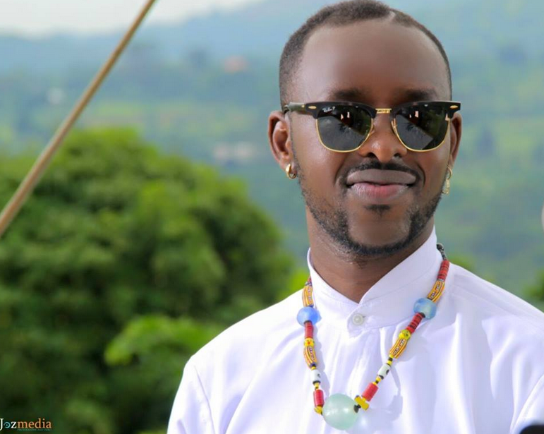 "Ugandan, Eddy Kenzo is back with a new single ""Raha"""