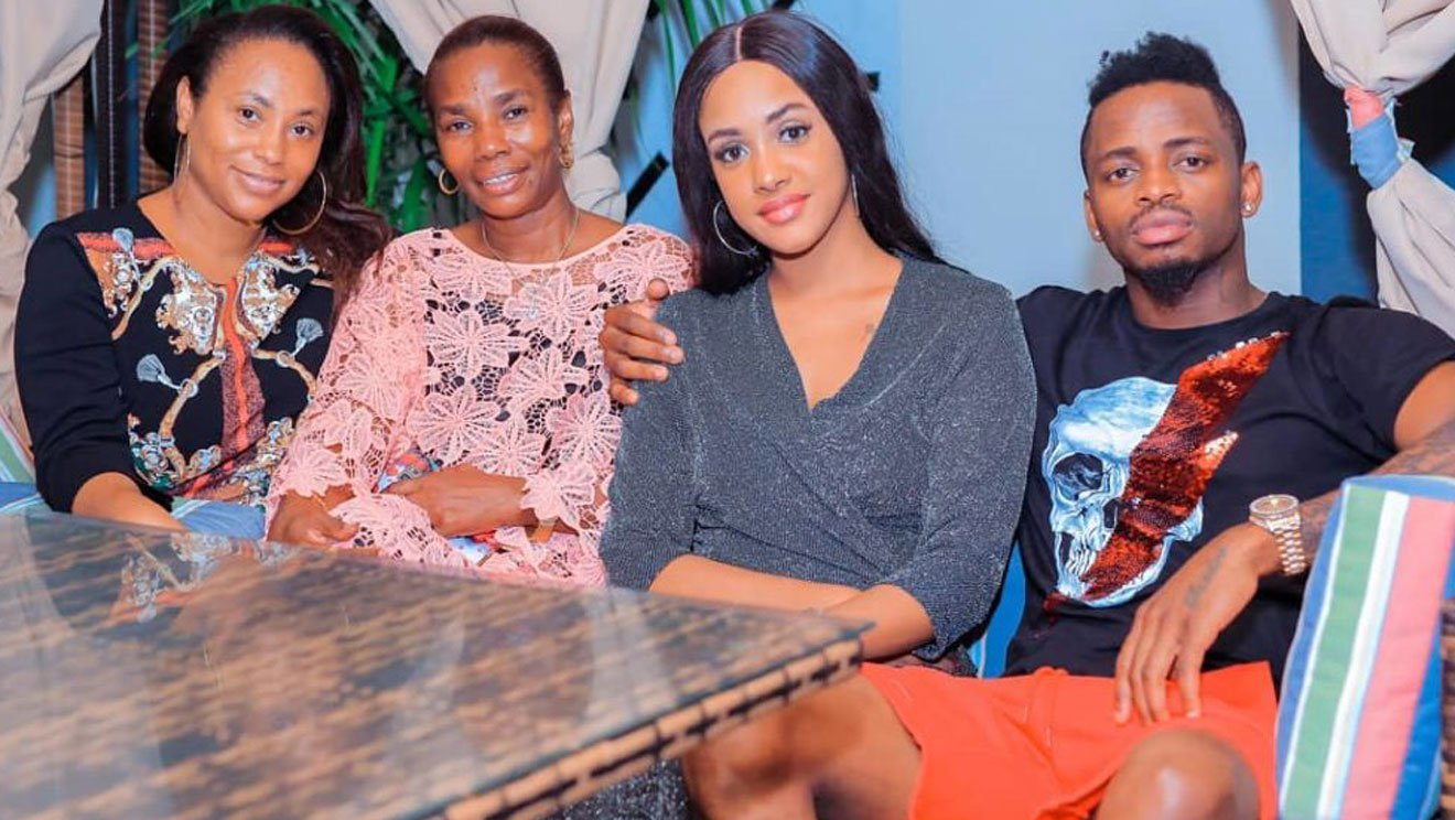 I almost urinated on myself after meeting Diamond's mother- Tanasha reveals