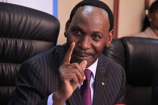 Challenge! KFCB Boss, Dr Ezekiel Mutua now floats a whooping Ksh 1 M for artistes who hit the 1 M subscribers mark