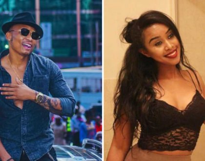 ¨Happy mother's day ❤️¨ Otile Brown now sends cryptic message to Ethiopian bae, Nabayet