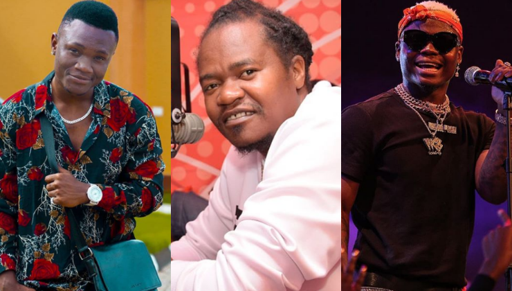 Jua Cali leaves pieces of advice for Wasafi´s Harmonize and Mbosso after pulling out from Kenya´s concerts
