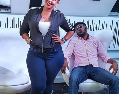 Kamene Goro loses her cool after being told to hit the gym: Hope your pettiness helps you pay some bills this week