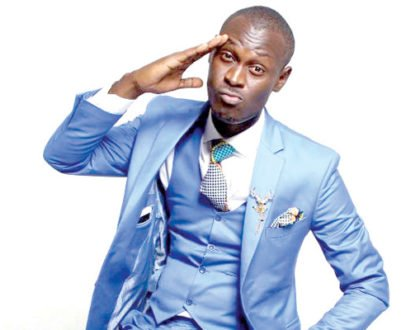Ataambia watu nini? King Kaka savours his trip in France, with an envious body massage, courtesy of ´Huduma number´ (Video)