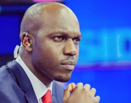 KOT to Larry Madowo: U moved to the UK and now you are so full of yourself yet this is where you came from