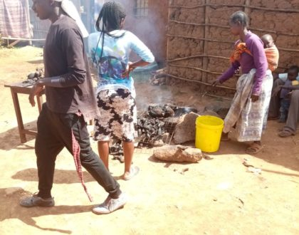 Back to the slums? Once popular singer Majirani now wallowing in poverty(photos)
