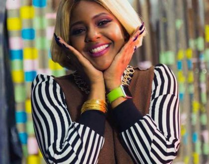 TV host Mimi Mars denies being 'the snake' behind Vanessa Mdee and Jux break up