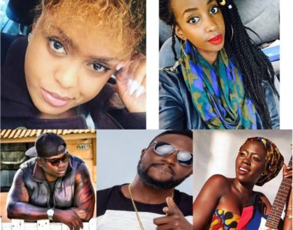 kenyan music artists
