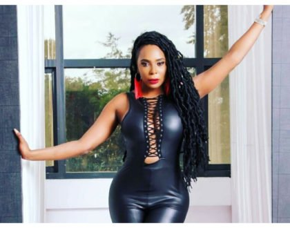 Former Miss Universe Kenya, Rachel Mbuki Marete confesses her battle with weight gain that moves many