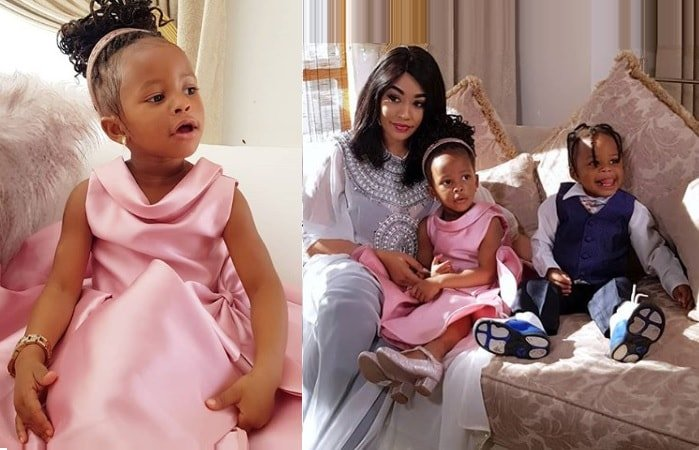 Video: Princess Tiffah´s intelligence and humor Wows the Internet