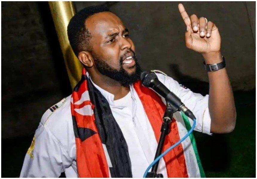 US based Kenyan evangelist Evans Kariuki decries sorry state of Kenyan gospel music