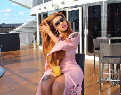 """Y'all bored souls need to leave me alone"" Vera Sidika blasts friends asking her out during quarantine"