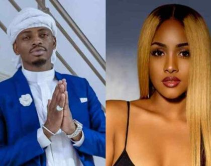 Tanasha Donna solemnly declares to forever ride with Diamond Platinumz amidst cheating allegations