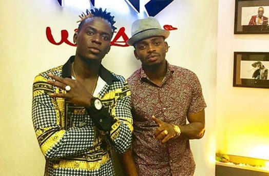 Willy Paul and Diamond
