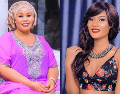 Mama Hamisa Mobetto tells off Zari for crossing her daughter´s path