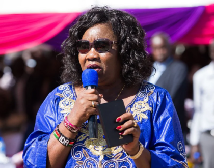 Raila's wife warns young people against killing for love: If you find her too smart, look for a dumb one like you