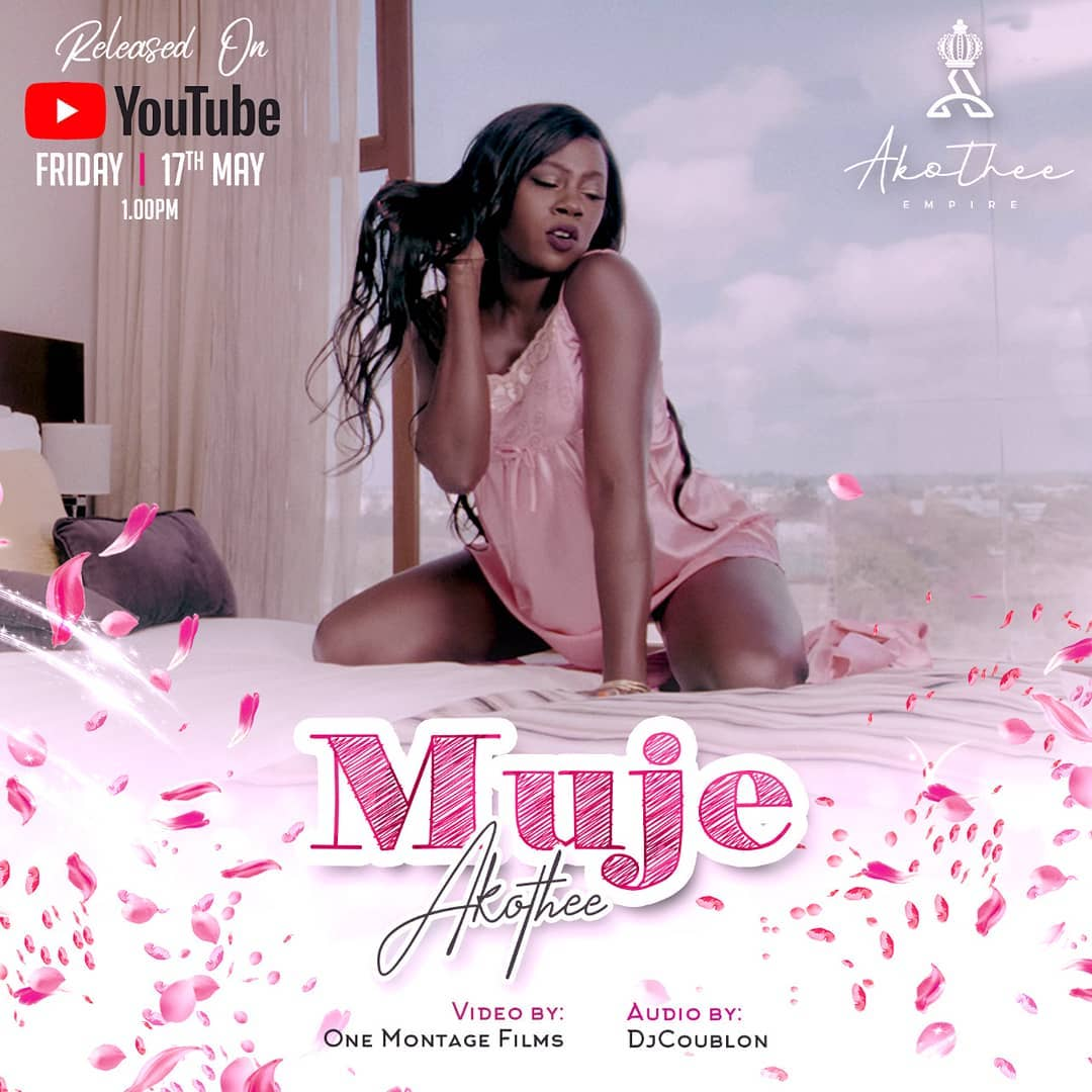 Muje new From Akothee