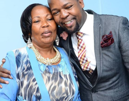 Sad! Alex Mwakideu loses mother just months after his sister passed