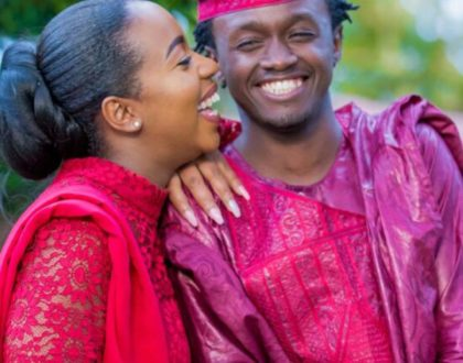 """I promise you the biggest wedding Kenya has ever seen!"" Bahati tells Diana Marua"