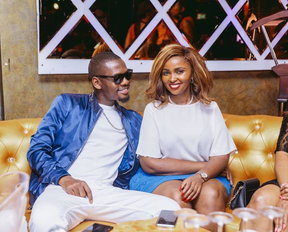 """I would still choose you over and over again!"" Anerlisa Muigai pours out her hearts to her fiancé"