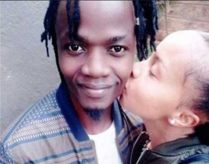 Juliani opens up about his break up with his baby mama, actress Brenda Wairimu