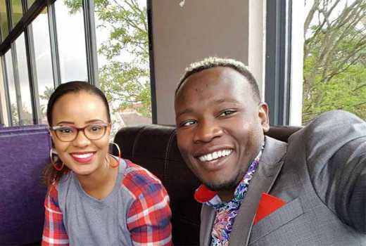 Daddy Owen jokingly reveals how his Kikuyu wife can be fire when angry