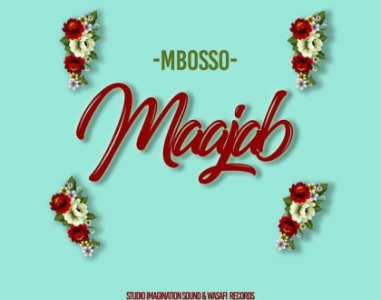 Maajab New song from Mbosso