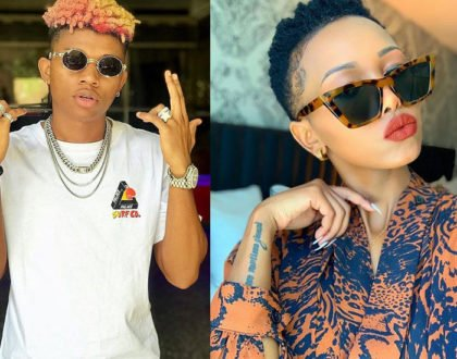 Huddah Monroe´s gospel crush, Masterpiece reveals his intentions for the socialite