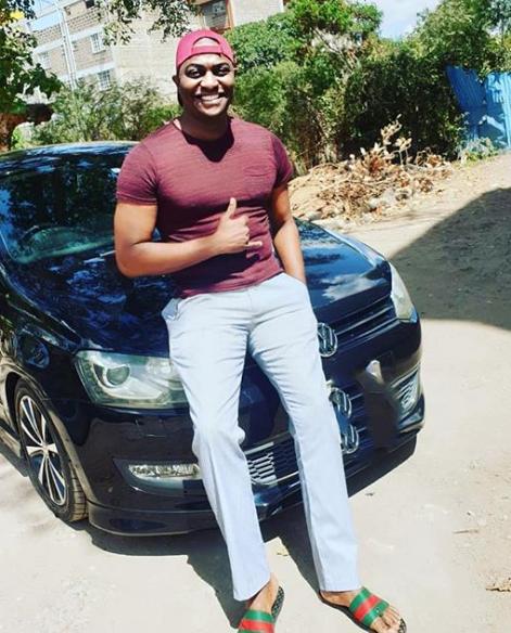 K24 news anchor Eric Njoka denies being gay: Someone blackmailed me
