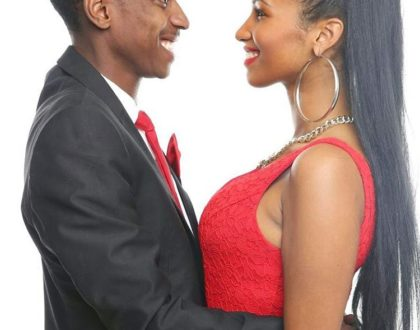 Revealed: Employment stands in the way of Eric Omondi and Chantal´s Happily Ever After