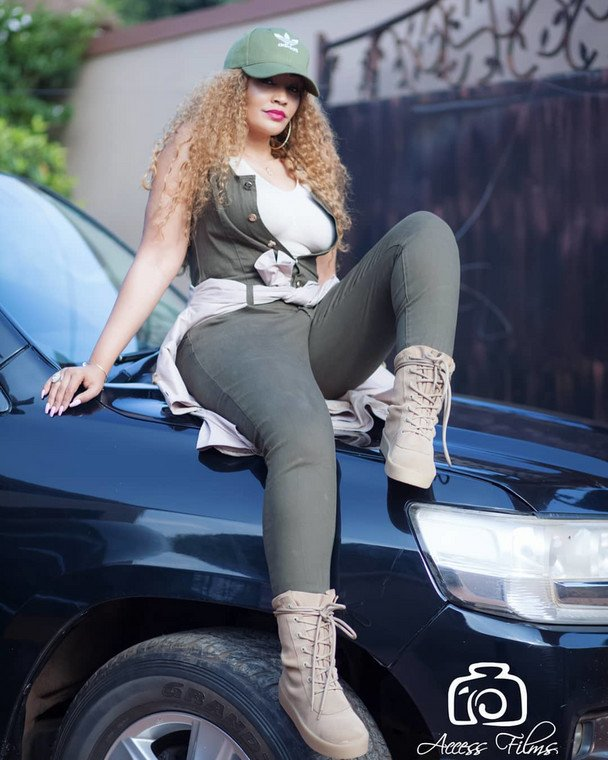 Zari Hassan reveals that she owns 5 personal cars as King Bae is set to gift her a Bentley