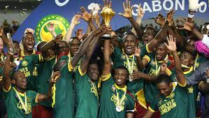 Cameroon, Winners 2017 AFCON