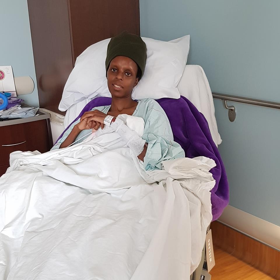 Njambi Koikai shoots down reports she's dead