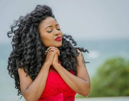 Gospel singer Kambua opens up about the struggles artists have to endure