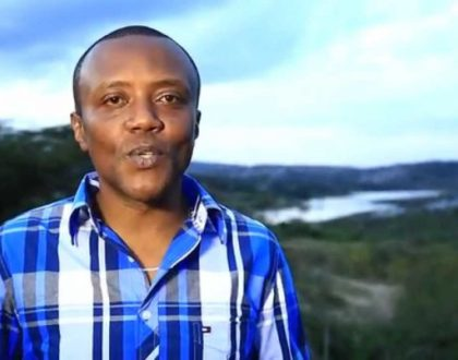 Maina kageni: I've seen what marriage is and i'm not tying the knot