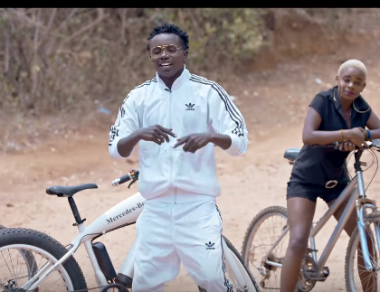 Majirani ends 3-year-silence with new song to prove he's not broke, pokes fun at Kenrazy who has vanished