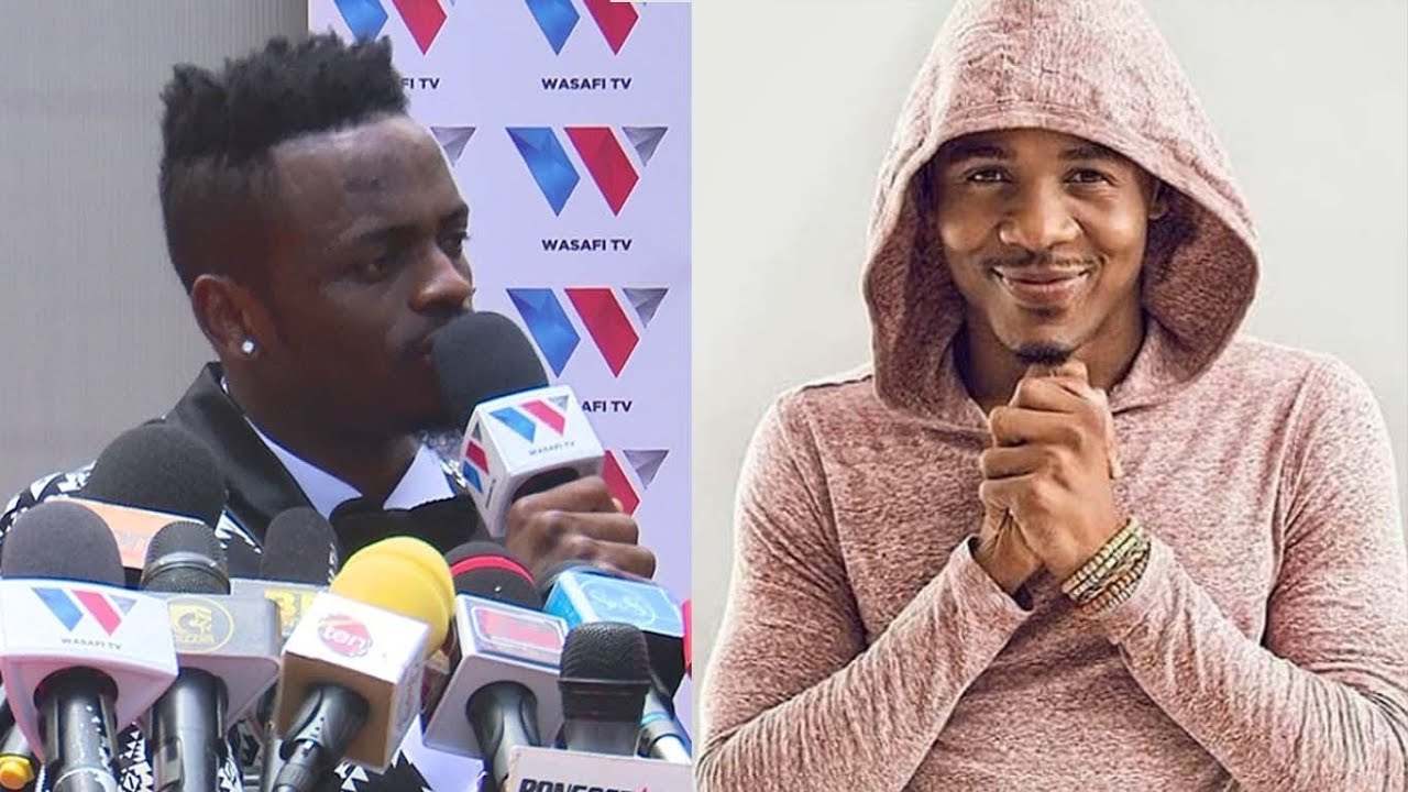 Fans applaud Hamisa Mobetto for teaming up with Ali Kiba against Diamond Platinumz´ wish