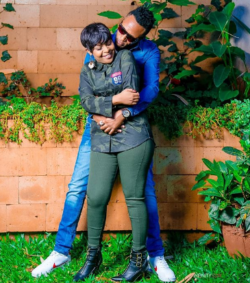 We did a church wedding, not come we stay - DJ Mo defends himself