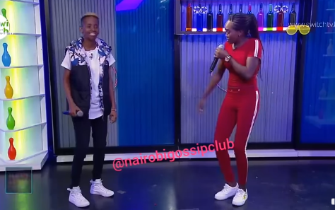 Msupa S' freestyle on TV leaves Kenyans with severe headache